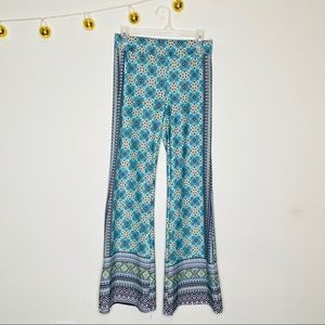 A. Byer Stretchy Flare Pants